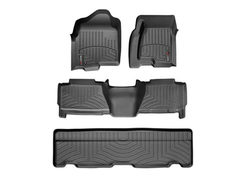 weathertech floor mats for 2007 yukon denali weathertech floor mats yukon xl 28 images weathertech all weather floor mats gmc yukon xl