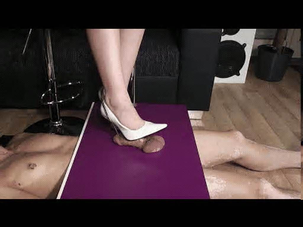 #High #Heel #Penis #Insertion #Gif