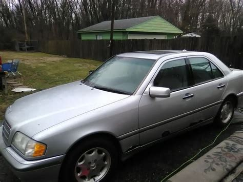 It was introduced in march 2000 and comes with various engines, both gasoline, and turbodiesel. 2000 Mercedes Benz C230 Kompressor for Sale in Columbus ...