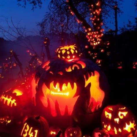 Five Amazing Jack O' Lantern Displays You Have To See This ...