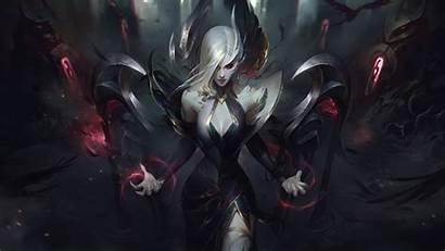 4k Morgana Coven Splash Parede Papel Gamer