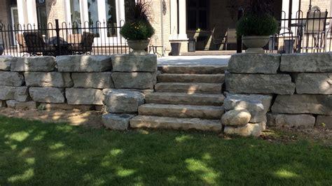 Armour Stone / Garden Walls