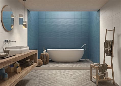 Bathroom flooring: ceramic and porcelain stoneware   Marazzi