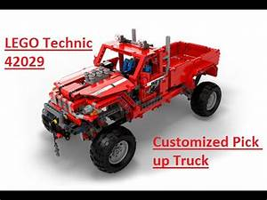 Lego Technic Pick Up : lego technic 42029 customized pick up truck model a ~ Jslefanu.com Haus und Dekorationen
