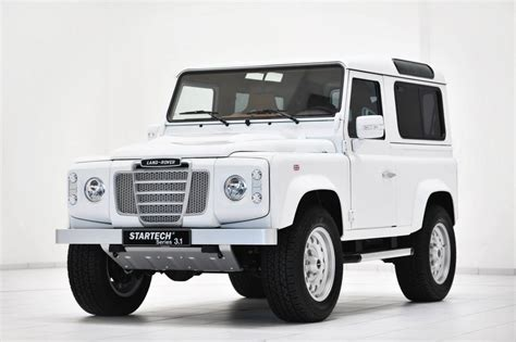 custom land rover this custom land rover defender 90 will make your jaw drop