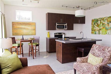 decorate  small kitchen modern architecture concept