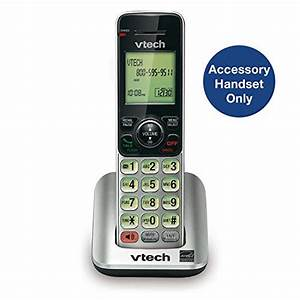 Vtech Cs6719 Cordless Phone With Caller Id  Call Waiting