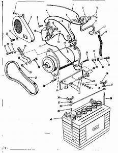 Craftsman Model 91725470 Lawn  Tractor Genuine Parts