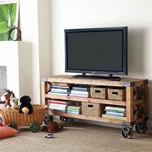21 diy tv stand ideas for your weekend home project With homemade tv furniture