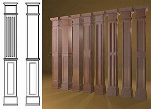 interior decorative columns decorative columns interior With decorative interior wall columns