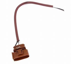 O2 Oxygen Sensor Pigtail Wiring Plug Vw 96