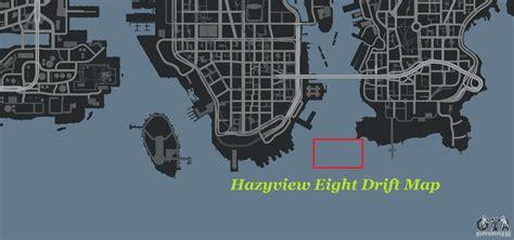 Hazyview Eight Drift Map For Gta 4