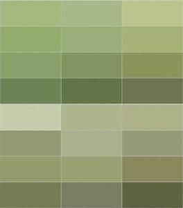 Salbei Farbe Wand : wandfarbe olivgr n entspannt die sinne und k mpft gegen ~ Michelbontemps.com Haus und Dekorationen