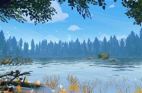 Wallpaper Hd by 23 Hd Firewatch Wallpapers
