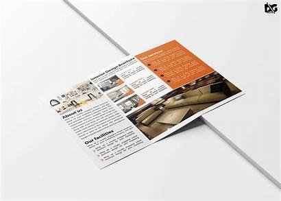 Tri Fold Brochure Furnishing Template