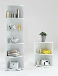 "kitchen corner shelves ""Big Eck & Wee Eck"" Bathroom / Kitchen Corner Shelf. White ..."