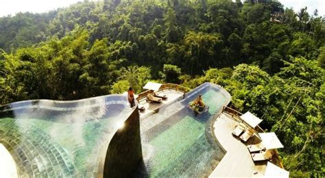 ubud hanging gardens 7 sexiest water villas in bali for a paradise getaway