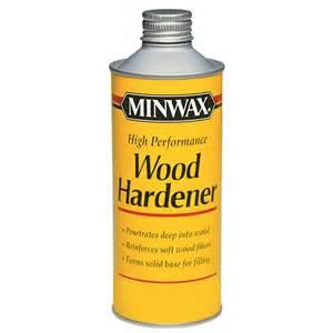 minwax 1 pt high performance wood hardener 41700000 the
