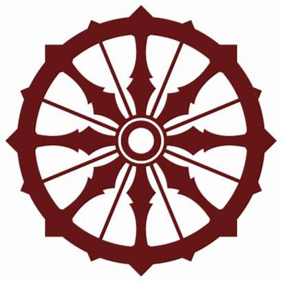 Gifs Wheel Symbols Buddhist Rotating Orissa Freely