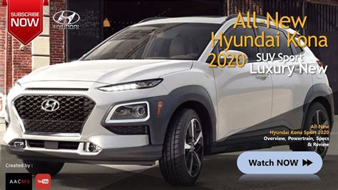 hyundai kona suv future car full features