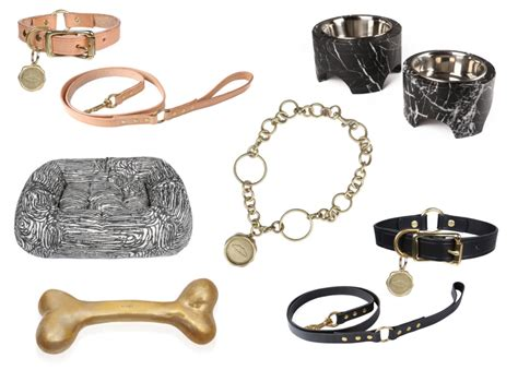 Luxury Dog Accessories From Kelly Wearstler