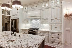Backsplashes For Kitchens Kitchen Backsplash Back Staircase Hooked On Houses