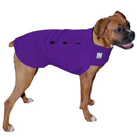 sweaters for boxer dogs boxer tummy warmer fleece coat sweater for dogs