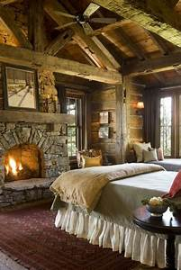 30, Rustic, Bedroom, Designs, To, Give, Your, Home, Country, Look
