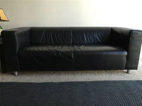 craigslist leather sofa bed 114 best images about craigslist couches on