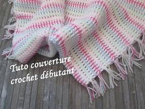 tuto couverture plaid bebe au crochet mermaid blanket With robe au crochet facile