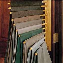 ten trouser closet organizing rack findgift