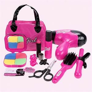 Arshiner Children Kids Girls Pretend Play Makeup Kit Toys