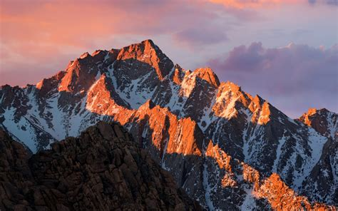 macos sierra stock mountains  wallpapers hd wallpapers
