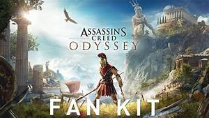 E3 2018: Download the Assassin's Creed Odyssey E3 Fan Kit ...