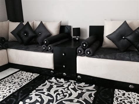 canapé marocain design canapé et fauteuil pour salon marocain design