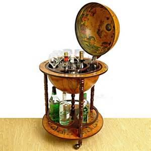 personalized photo cutting boards 16th century italian replica globe bar 21 quot diameter