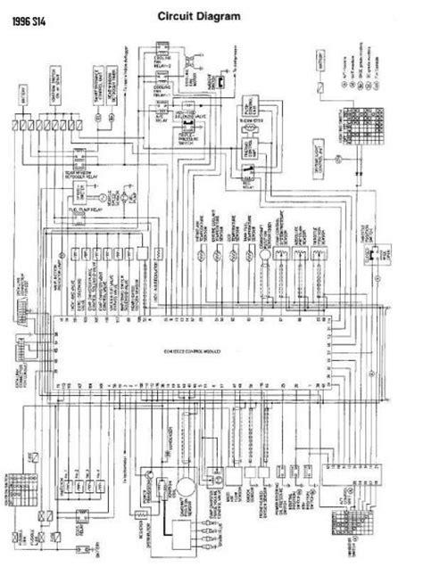 nissan sr20det wiring diagram get free image about