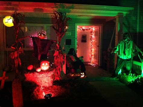 scary decorations for ideas outdoor decoration ideas to make your home look spooky outside