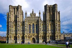 Wells Cathedral  A Photo From Somerset  England