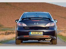 Mazda 6 2008 Car Review Honest John
