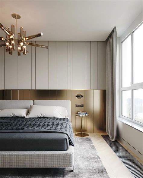 Minimalist Yet Warm Studio by A Sophisticated Yet Warm Look For This Minimalist Bedroom
