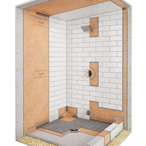 residential steam showers schlutercom
