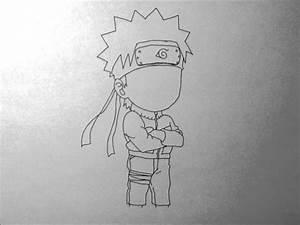 Drawing Anime Naruto Chibi How To Draw Naruto Chibi 2 ...