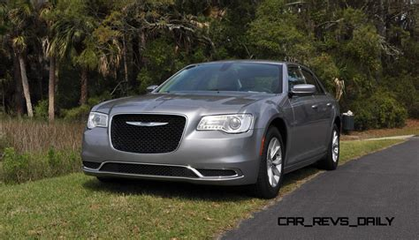 Chrysler Limited by Road Test Review 2015 Chrysler 300 Limited 114