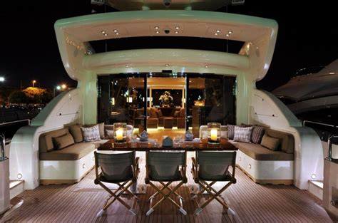 stylish luxury yacht cheeky tiger idesignarch