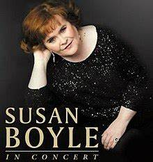 Susan Boyle in Concert - Wikipedia