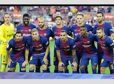 FC Barcelona Tickets For Home & Away Fixtures 20172018