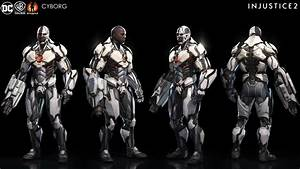 Injustice 2 - Character Renders