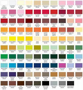 Americana-Acrylic-Paint-Color-Chart jpg color mixing