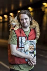 Bob Big Issue Cat